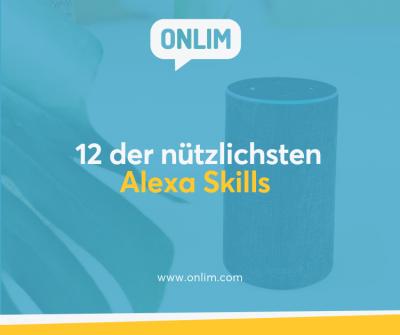 12 der nützlichsten Alexa Skills