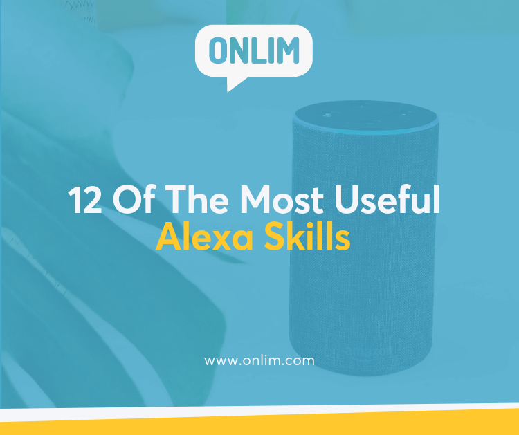 12 of the most useful alexa skills
