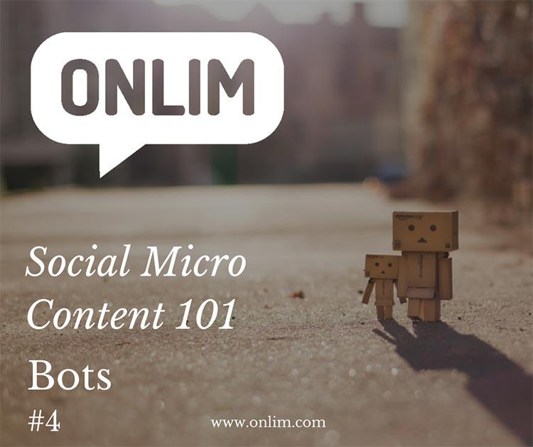 Social-Micro-Content-4-Bots