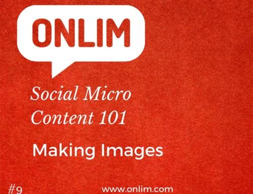 Bilder für Social Media | Social Micro Content 101 | Tipp 9