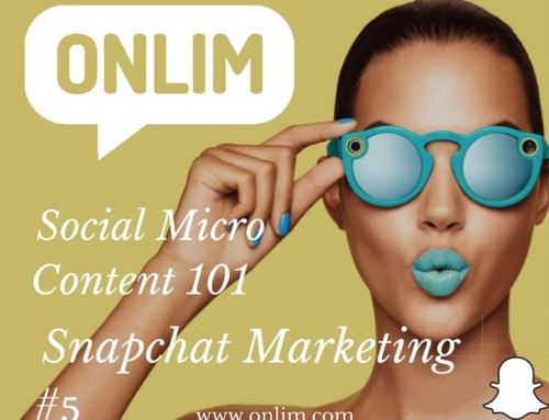 Snapchat für Marketing | Social Micro Content 101 | Tipp 5