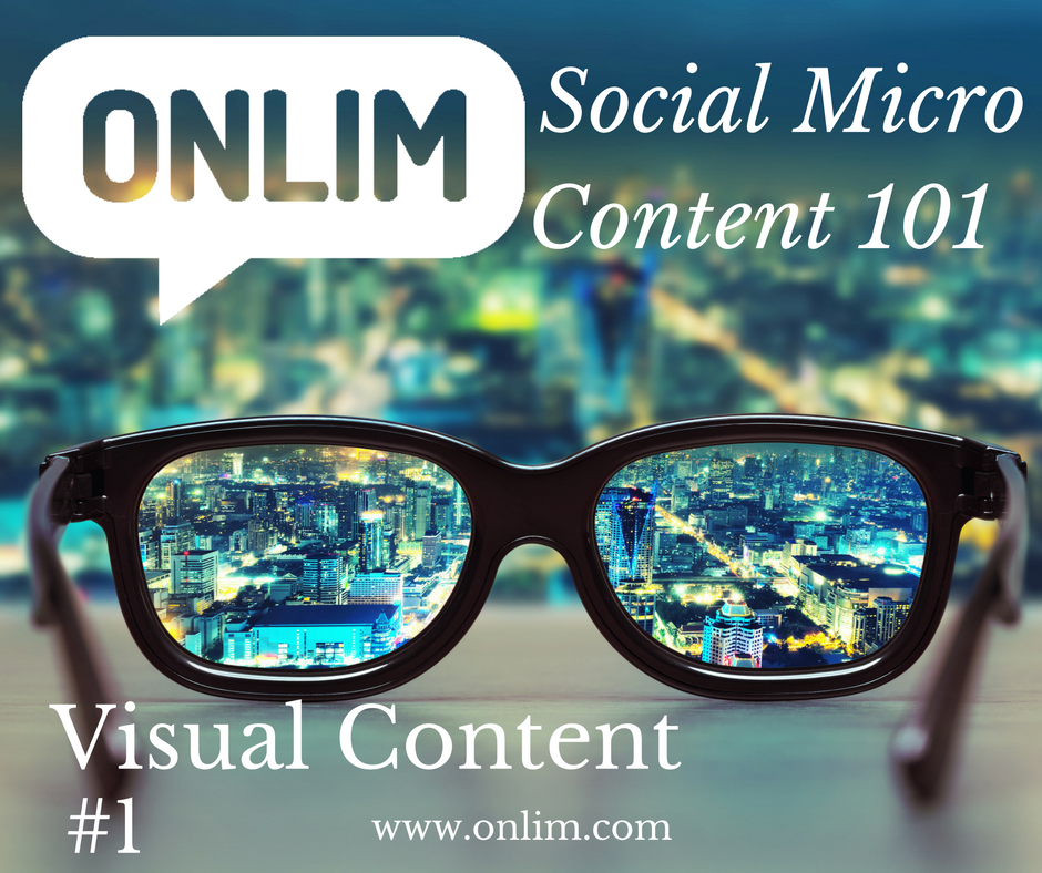 Visuelle Inhalte-Social Micro Content 101 #1