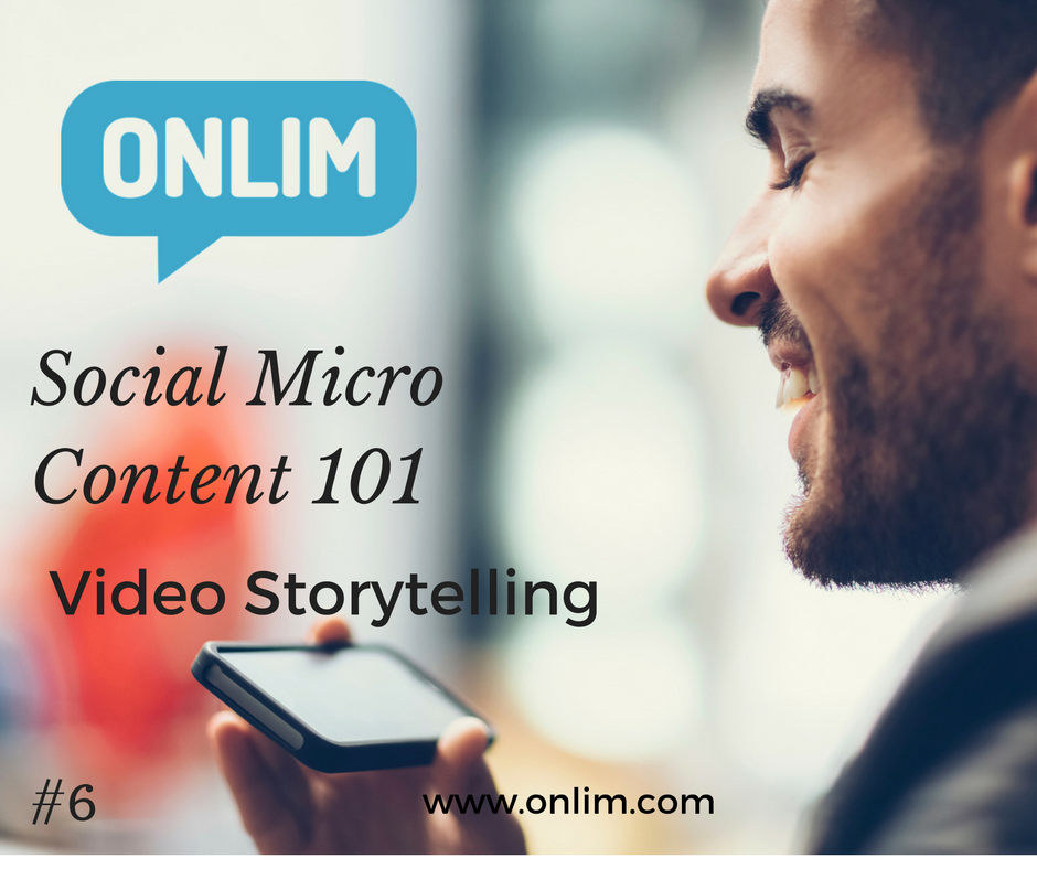 Social Micro Content - Video Storytelling