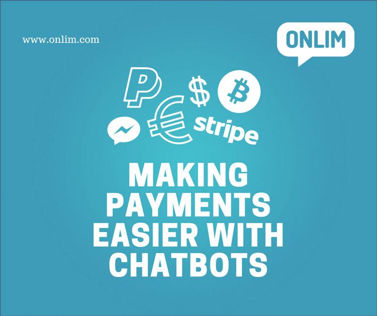 Zahlungen mit Chatbots einfach gemacht
