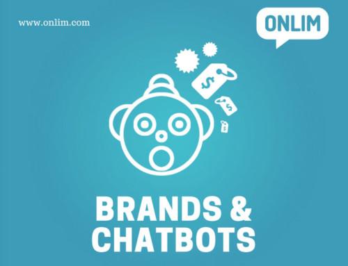 7 große Marken die bereits Chatbots einsetzen