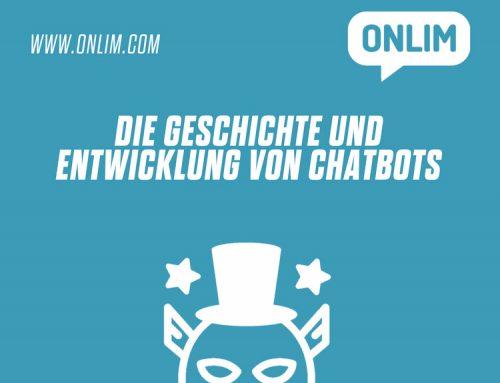 Die Geschichte und Entwicklung von Chatbots