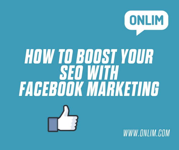 How to boost your SEO with Facebook Marketing