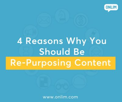 4 Reasons Why Re-Purposing Content Can Cause a Splash in Your Social Media Marketing
