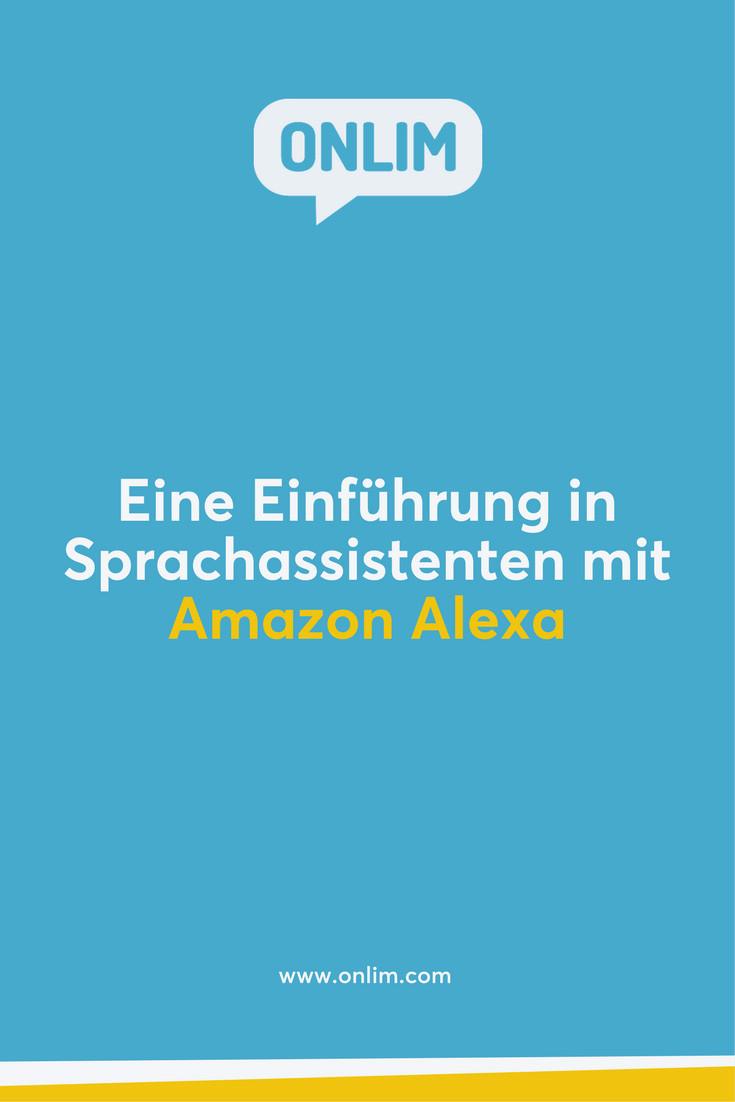 Sprachassistenten werden immer beliebter. Einer der Vorreiter auf dem Markt ist Amazon Alexa. Erfahre mehr über sie und ihre Geschichte!