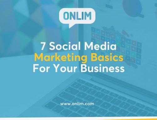 7 Social Media Marketing Basics For Your Business