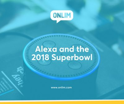 Alexa and the 2018 Superbowl