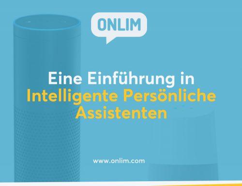 Eine Einführung in Intelligente Persönliche Assistenten