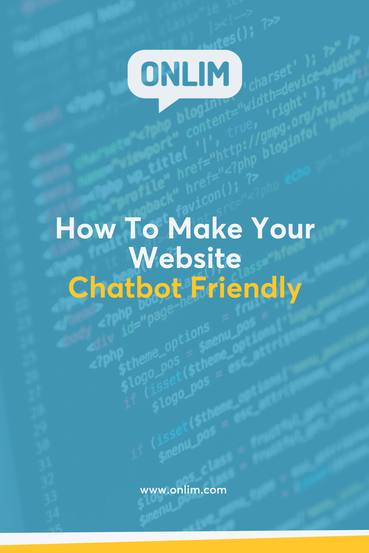 Chatbots have become hugely important to businesses looking to engage with their audiences. Here are some tips to make your website chatbot friendly and improve your SEO at the same time.