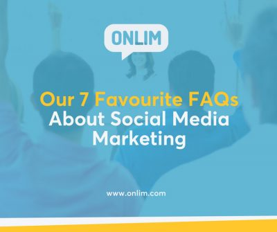Our 7 Favourite FAQs About Social Media Marketing