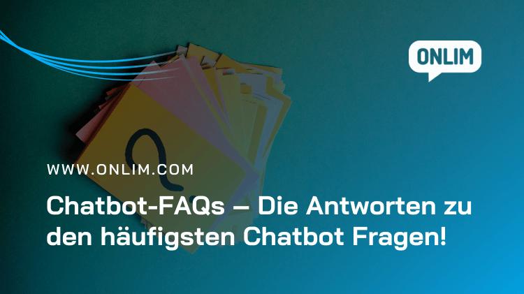 Chatbot-FAQs beantwortet