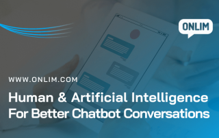 How To Blend Human & Artificial Intelligence For Better Chatbot Conversations