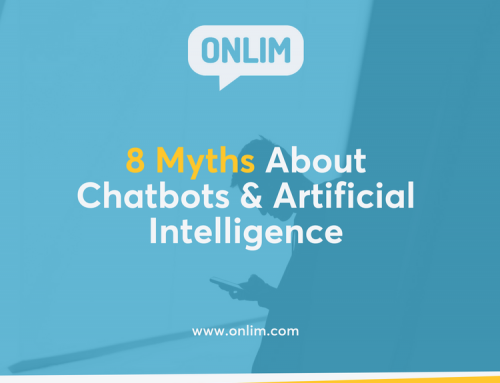 8 Myths About Chatbots & Artificial Intelligence