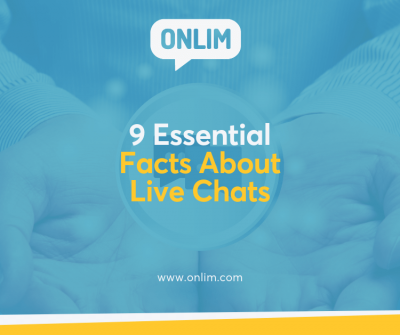 9 Essential Facts About Live Chats