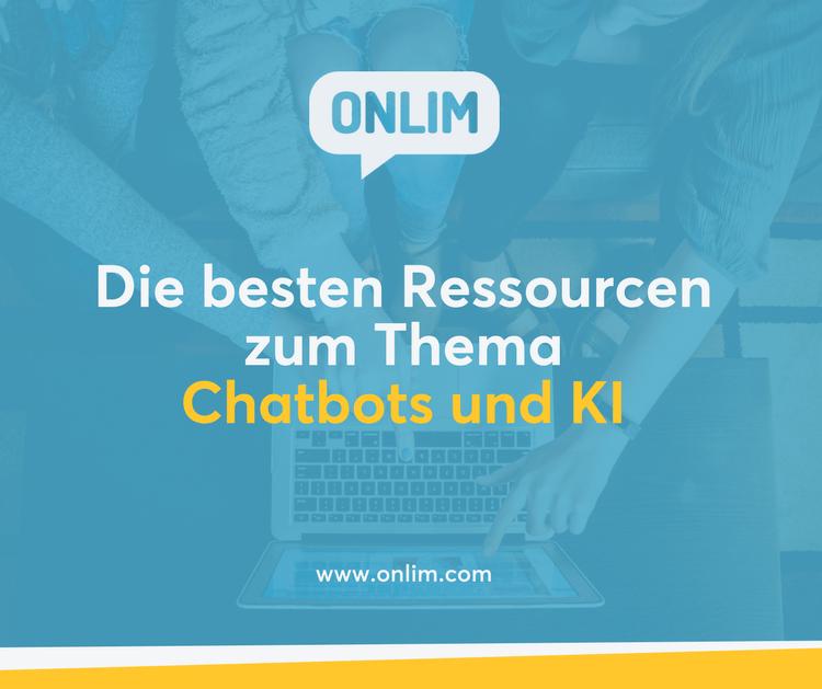 Die besten Ressourcen zum Thema Chatbots und KI