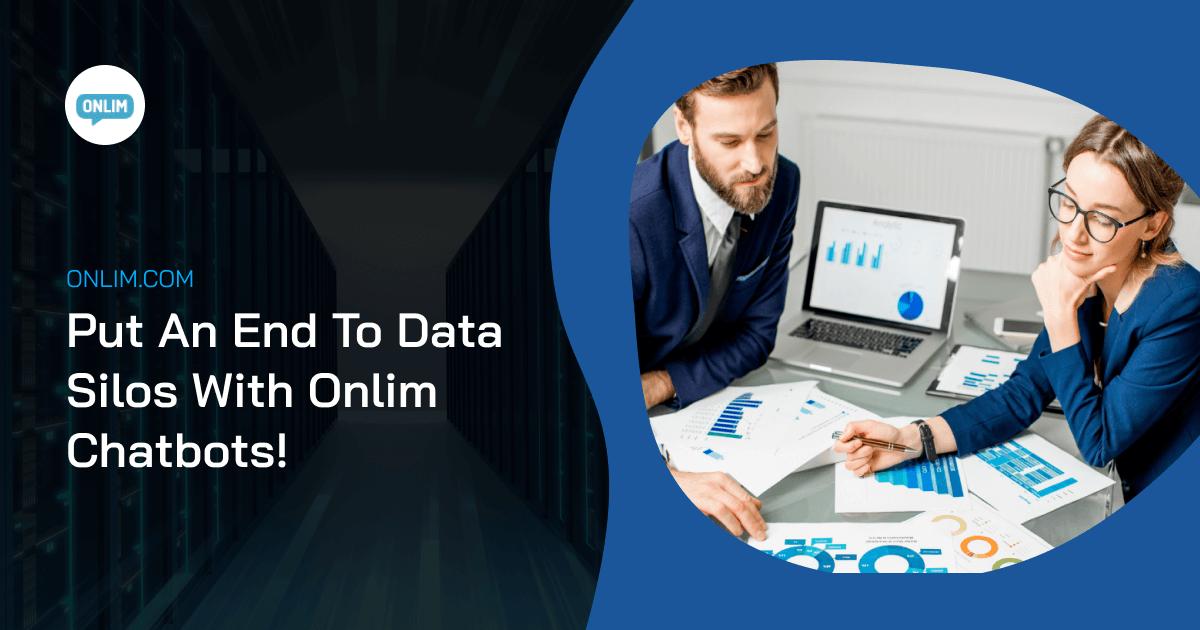 Break down data silos with Onlim chatbots