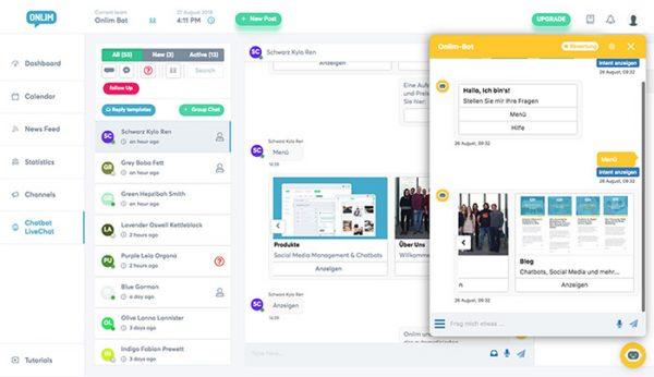Chatbot-Product-Enterprise