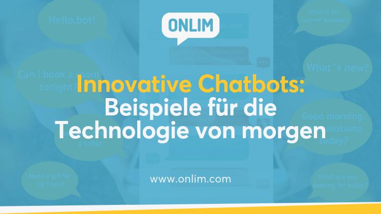 Innovative Chatbots