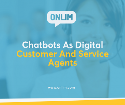 Chatbots as digital customer and service agents