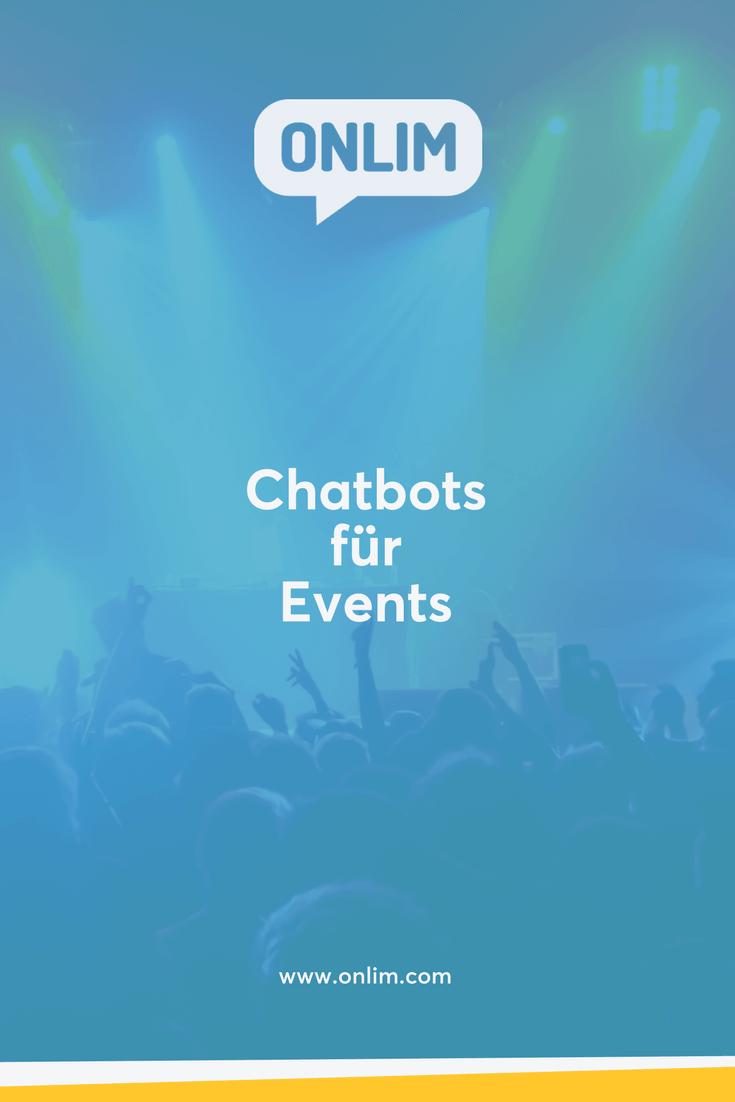 Chatbots als virtuelle Platzzuweiser, als Medium für Live-Umfragen, Sicherheitswarnungen und mehr. Der Einsatz von Chatbots für Events ist vielfältig...