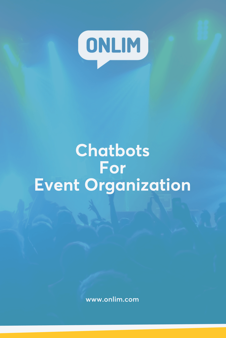 Imagine an event where chatbots are gatekeepers, do live polls, assure security, set music and lightning and more. Find out more about the various ways you can use chatbots for event organization.