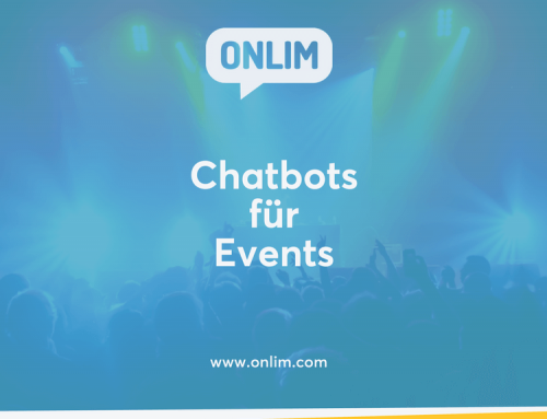 So nutzt du Chatbots für Events