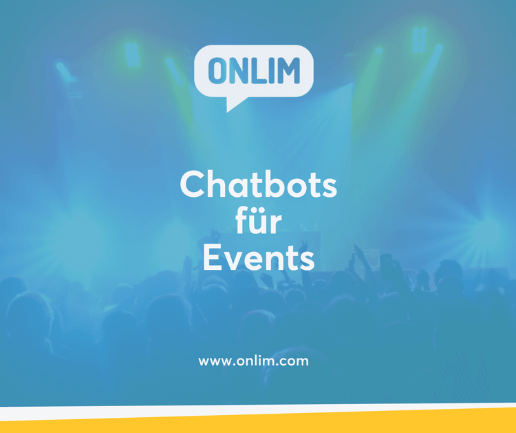 Chatbots für Events