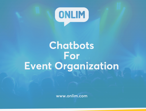 How Chatbots Can Be Used For Event Organization