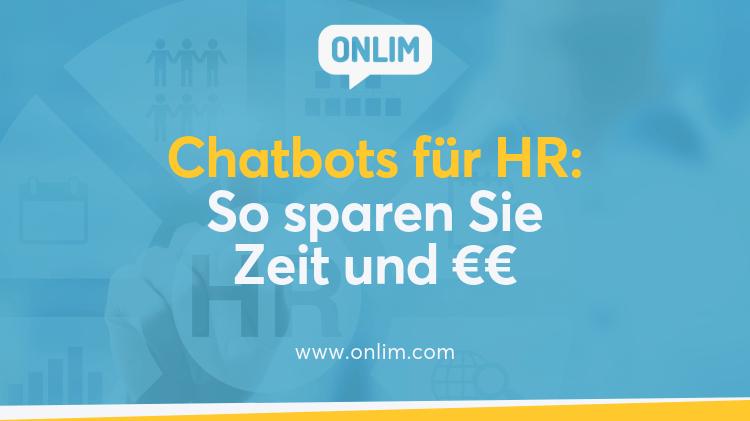 Chatbots für HR