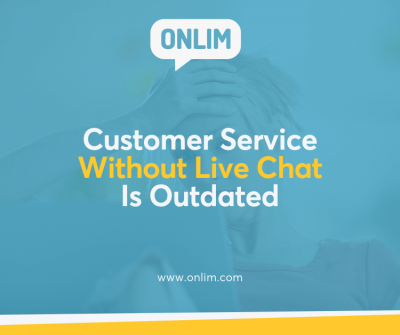 Live Chat For Customer Service