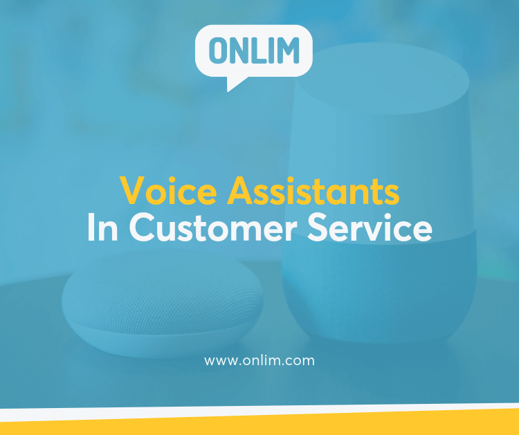 Digital Voice Assistants in Customer Service