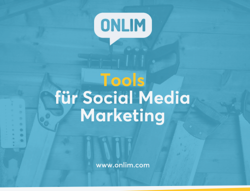 Nützliche Tools für dein Social Media Marketing