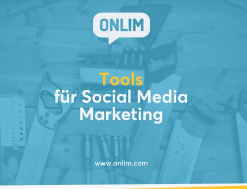 Nützliche Tools für dein Social Media Marketing
