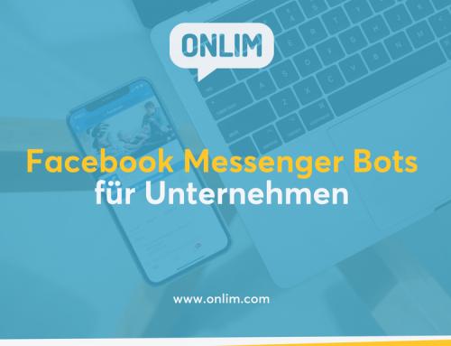 Facebook Messenger Bots für Unternehmen – Ressourcen & Tipps!