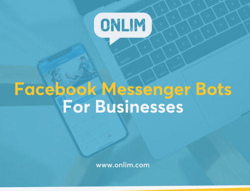 Facebook Messenger Bots For Businesses: That's how you get started!