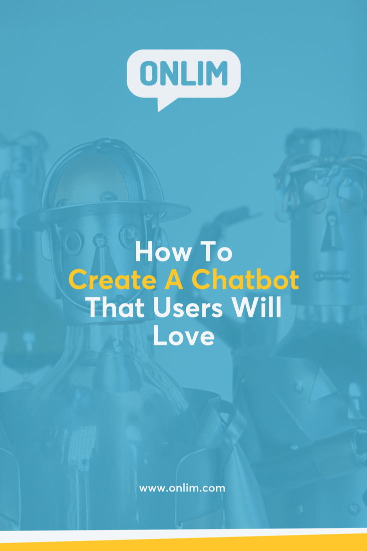 On average users don't spend more than 160 seconds on a conversation with a chatbot. To win over potential customers, it's all about making those 160 seconds count! Here our best tips on how to create a chatbot that users will love...