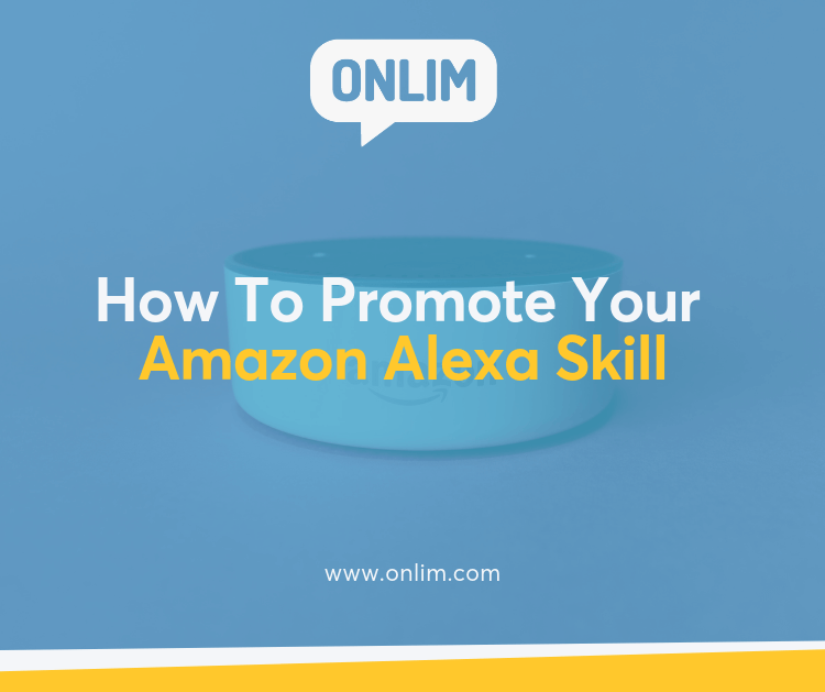 Promote your Amazon Alexa Skill