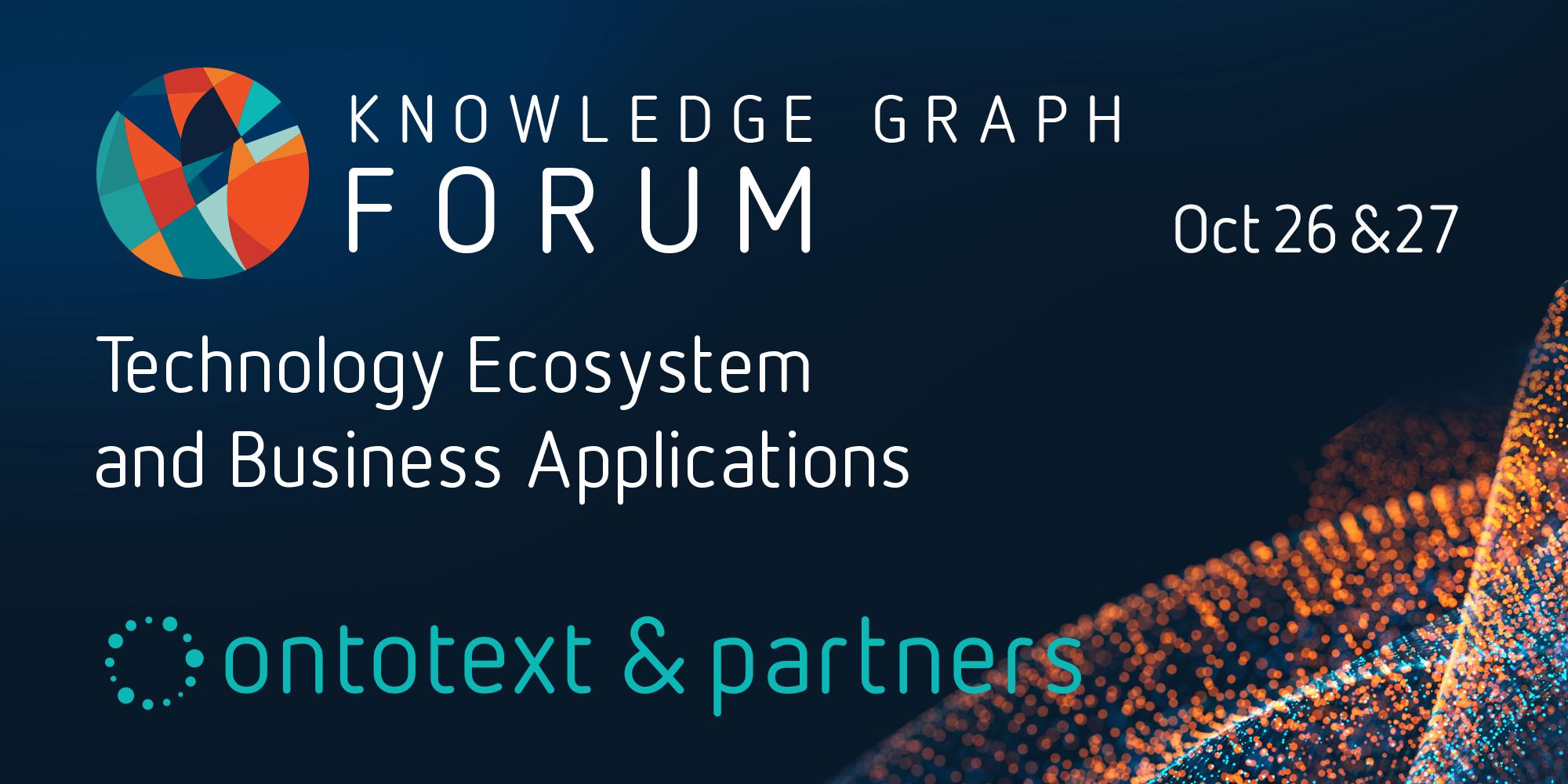 Knowledge Graph Forum