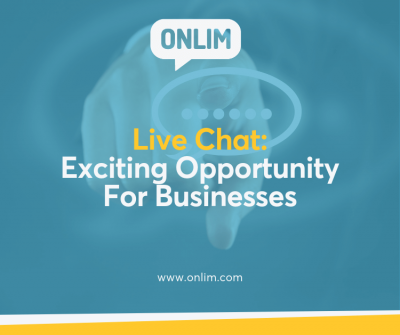 Customer Service via Live Chat
