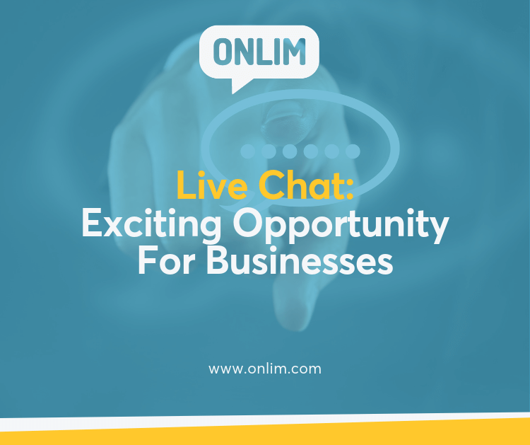 Customer Service via Live Chat