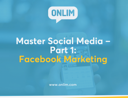 Master Social Media – Part 1: Facebook Marketing