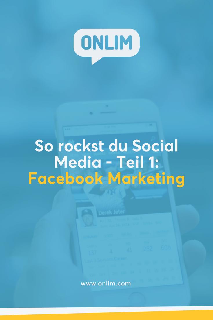 Social Media Management wird immer komplexer und differenzierter. In diesem Artikel lernst du die Grundlagen von Facebook Marketing für dein Unternehmen.