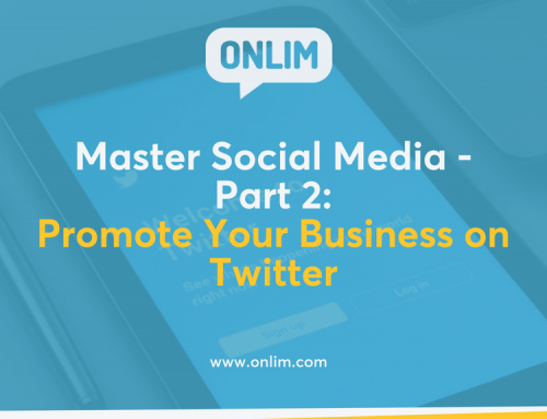 Master Social Media – Part 2: Promote Your Business On Twitter