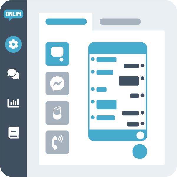 Onlim Chatbot AI Platform
