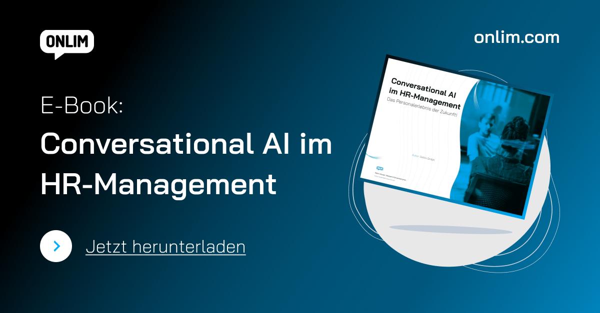 Onlim_HR-Ebook_Conversational AI im HR-Management