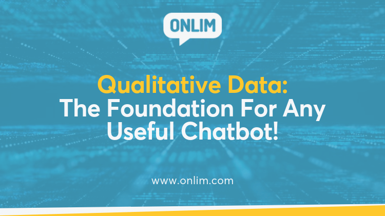 Qualitative Data For Chatbots